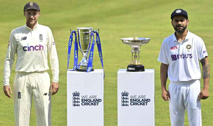 India vs England Test Match Schedule, Fixtures, Start time